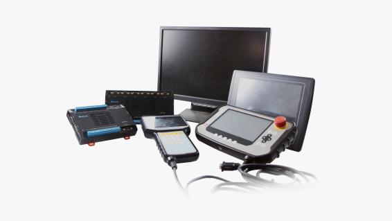行业专用控制系统